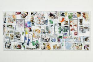 Pluralite_collage_dessin-crayon-sur-bois-2010